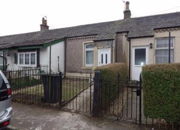 Thumbnail 1 bed terraced house for sale in Brig-O-Lea Terrace, Neilston, East Renfrewshire