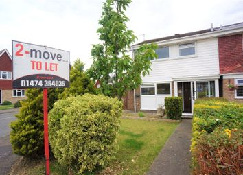 3 bed semi-detached house to rent in The Drove Way, Istead Rise, Gravesend DA13