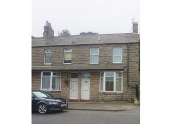 Thumbnail 2 bed end terrace house for sale in 4 Lisburn Terrace, Alnwick