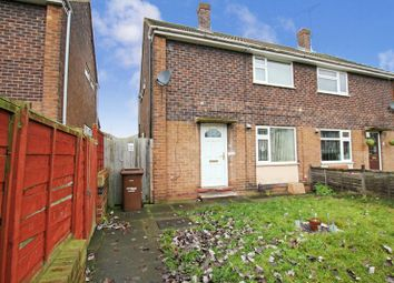 Thumbnail 2 bedroom semi-detached house for sale in Woodside, Castleford, West Yorkshire