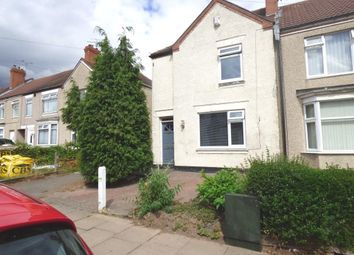 Thumbnail 3 bed end terrace house to rent in Masser Road, Holbrooks, Coventry