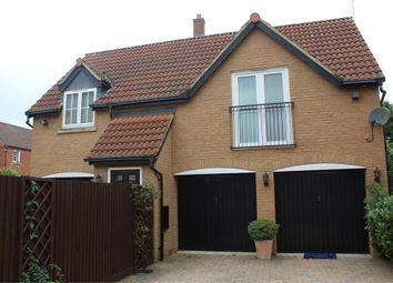 Thumbnail 1 bed flat to rent in Saltwood Avenue, Kingsmead, Milton Keynes