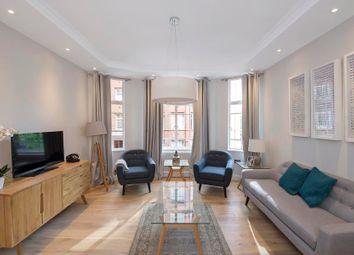 Thumbnail 1 bedroom flat to rent in Oakwood Court, Kensington, London