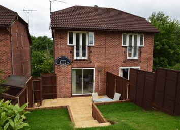 Thumbnail 3 bed semi-detached house for sale in Lydham Close, Redditch
