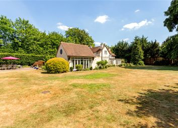 London Road, Hartley Wintney, Hook RG27. 5 bed detached house