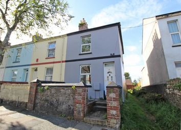 Thumbnail 2 bed end terrace house for sale in Coombe Park Lane, West Park, Plymouth