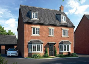 Thumbnail 4 bed detached house for sale in Lassington Grove, Highnam, Gloucester