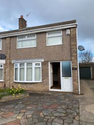 Thumbnail 3 bed semi-detached house to rent in Dunedin Avenue, Stockton-On-Tees