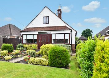 Thumbnail 4 bed detached bungalow for sale in Shawfield Road, Ash
