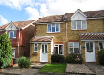Thumbnail 2 bed end terrace house for sale in Carpenters Way, Hailsham