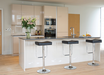 Thumbnail 1 bed flat for sale in Brentford Lock West, Durham Wharf Drive, Brentford, London