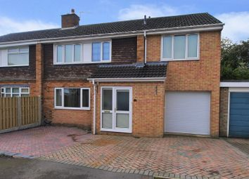 Thumbnail 4 bed semi-detached house for sale in Chevril Court, Wickersley