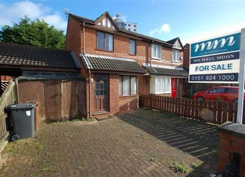 Thumbnail 2 bed semi-detached house for sale in Deacon Court, Waterloo, Liverpool