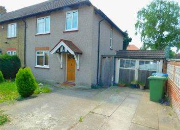 Thumbnail 3 bed end terrace house to rent in Knockholt Road, Eltham, London