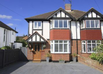Thumbnail 3 bed semi-detached house for sale in Pine Gardens, Ruislip