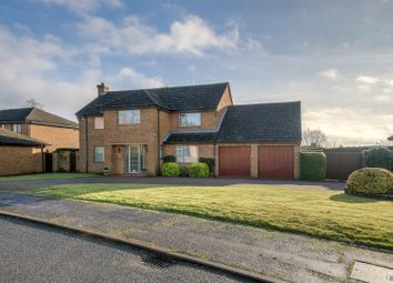 Thumbnail 4 bed property for sale in Edgemont Road, Weston Favell, Northampton