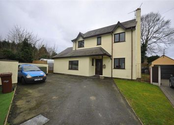 Thumbnail Detached house to rent in Parc Hafod, Caerwys, Mold