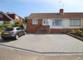Thumbnail 2 bed semi-detached bungalow for sale in Western Road North, Sompting, West Sussex