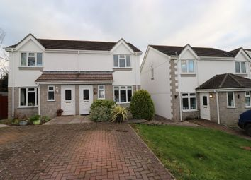 3 bed semi-detached house to rent in Manor Gardens, Millbrook, Torpoint PL10