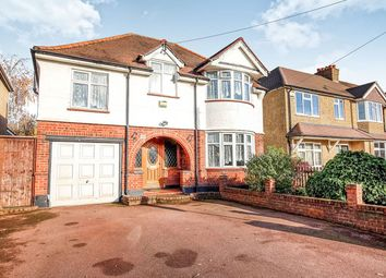 Thumbnail 4 bed detached house for sale in Moor Lane, Chessington