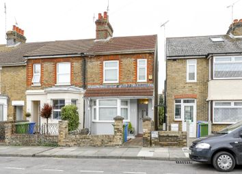 Thumbnail 2 bed end terrace house for sale in Rock Road, Sittingbourne