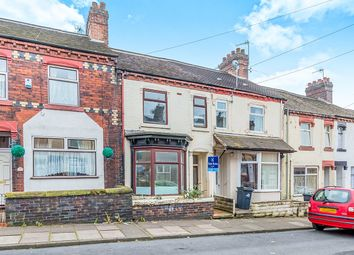 Thumbnail 3 bedroom terraced house for sale in Hillary Street, Cobridge, Stoke-On-Trent