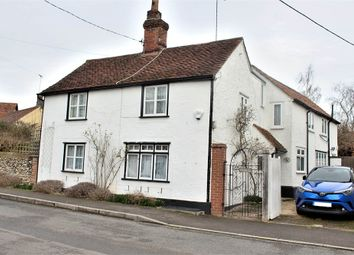 Thumbnail 5 bed detached house for sale in Vicarage Road, Finchingfield, Braintree