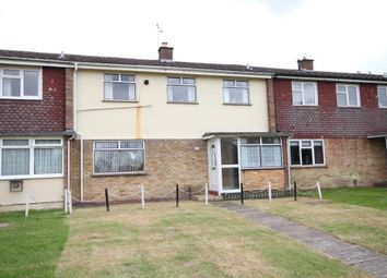 Thumbnail 3 bedroom terraced house for sale in Abbots Way, Ely