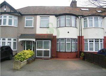 Thumbnail 3 bedroom terraced house for sale in Windermere Gardens, Redbridge, Essex