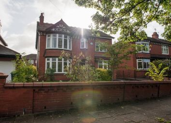 Thumbnail 4 bed detached house for sale in Dowson Road, Hyde