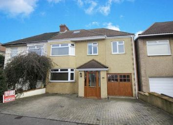 Thumbnail 4 bedroom property for sale in Burley Crest, Downend, Bristol, South Gloucestershire