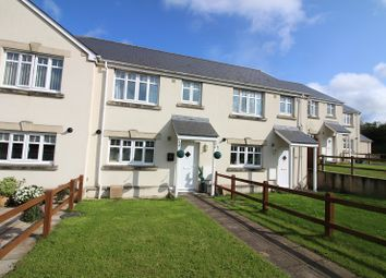 Thumbnail 3 bed terraced house for sale in St. Peters Road, Johnston, Haverfordwest, Pembrokeshire.