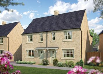 "Thumbnail 2 bed semi-detached house for sale in ""The Lemington"" at Todenham Road, Moreton-In-Marsh"