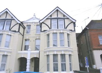Thumbnail 2 bed flat to rent in Albany Road, Bexhill-On-Sea