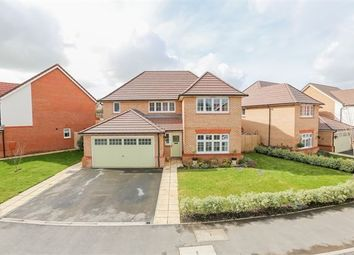 Thumbnail 4 bed detached house for sale in Primrose Drive, Highweek, Newton Abbot, Devon.