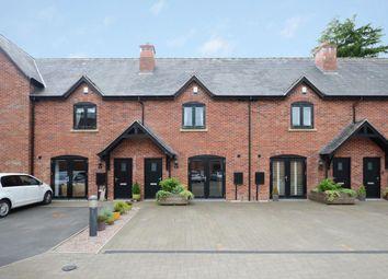 Thumbnail 2 bed town house for sale in Stallington Mews, Stallington, Blythe Bridge, Stoke-On-Trent