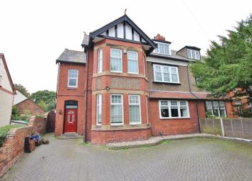 Thumbnail 7 bed semi-detached house for sale in School Lane, Bidston, Wirral