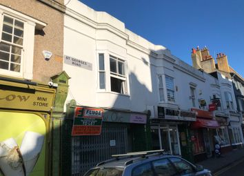 Thumbnail 1 bed flat to rent in St. Georges Road, Brighton