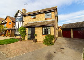 Thumbnail 4 bed detached house for sale in Homestead Gardens, Hadleigh
