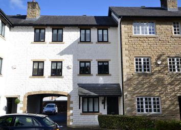 Thumbnail 3 bed town house to rent in Corn Mill Mews, Whalley
