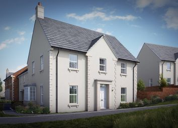 "Thumbnail 3 bed property for sale in ""The Welwyn"" at 31 Knight Road, Wells, Somerset"