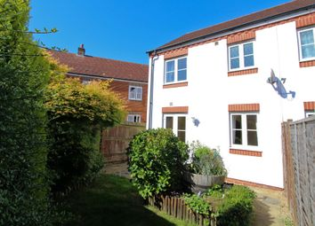 Thumbnail 2 bed end terrace house to rent in Barentin Way, Petersfield