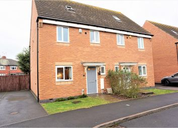Thumbnail 4 bed semi-detached house for sale in Old College Avenue, Oldbury