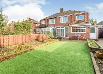 3 bed semi-detached house for sale in Chelmsford Avenue, Stockton-On-Tees TS18