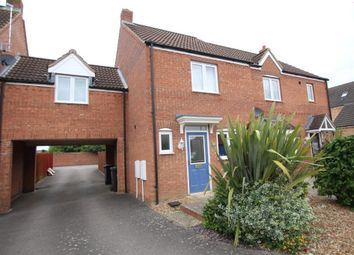 Thumbnail 3 bed terraced house for sale in Fishers Bank, Littleport, Ely