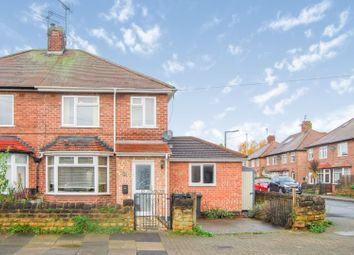 3 bed semi-detached house for sale in West Crescent, Beeston, Nottingham NG9