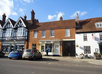 Retail premises for sale in High Street, Odiham, Hampshire RG29