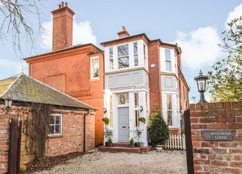 Thumbnail 5 bedroom semi-detached house for sale in Westwood Lodge, Seven Corners Lane, Beverley