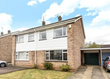 Thumbnail 3 bed semi-detached house for sale in Hamble Drive, Abingdon