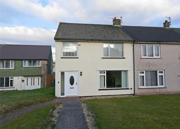 Thumbnail 3 bed semi-detached house for sale in 3 Wordsworth Close, Egremont, Cumbria